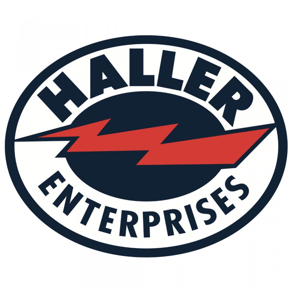 Haller Enterprises logo