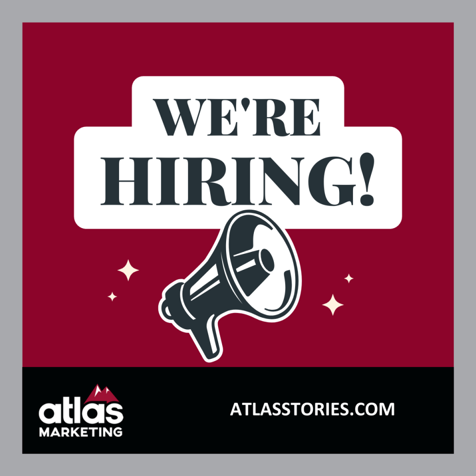 Atlas Marketing is hiring an account coordinator