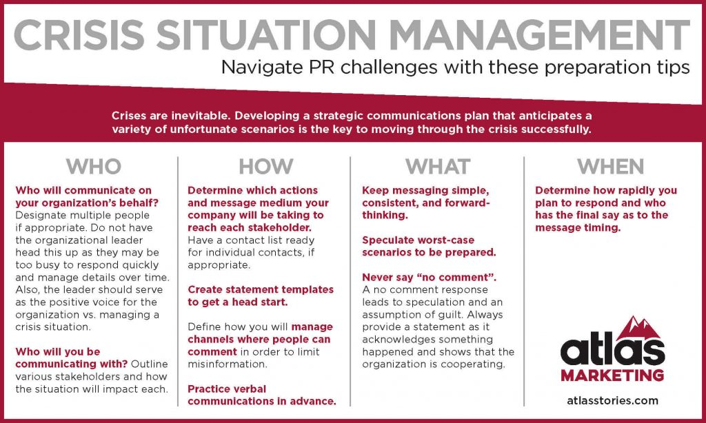 crisis communications management - navigate the PR challenges with these preparation tips